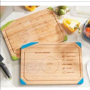 Princess House Meat/Veggie Cutting Boards